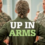 up in arms